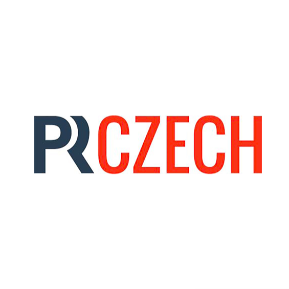 PR CZECH logo