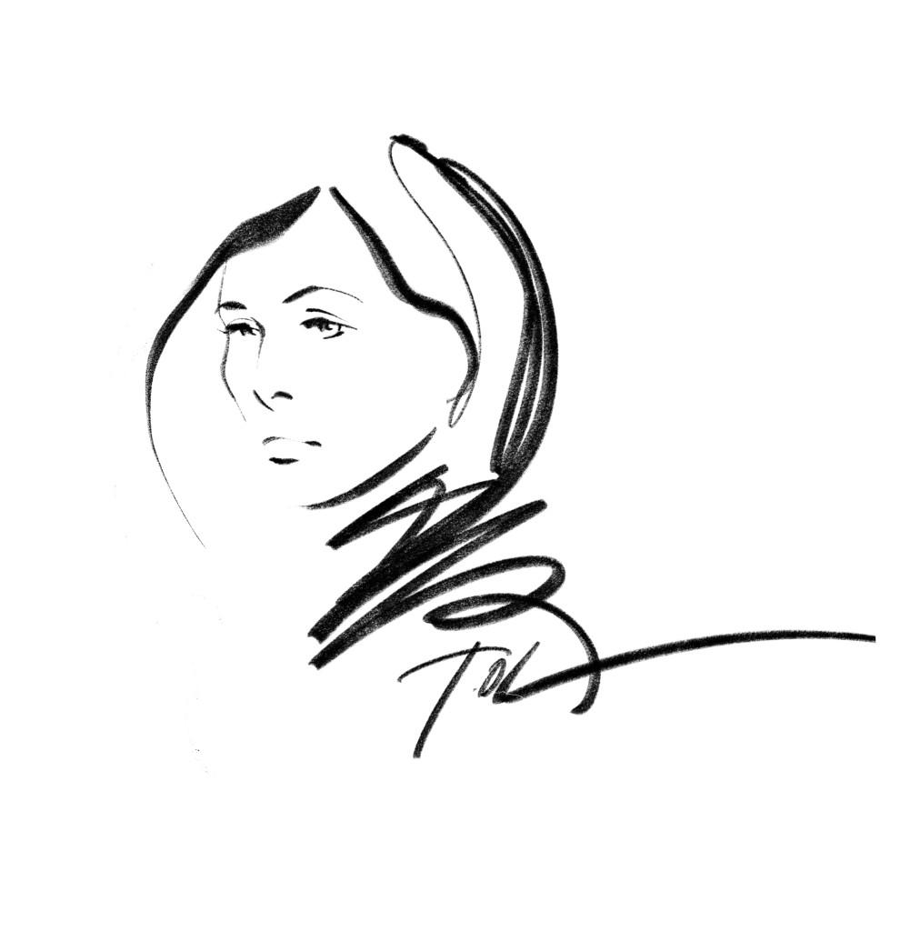 portret single
